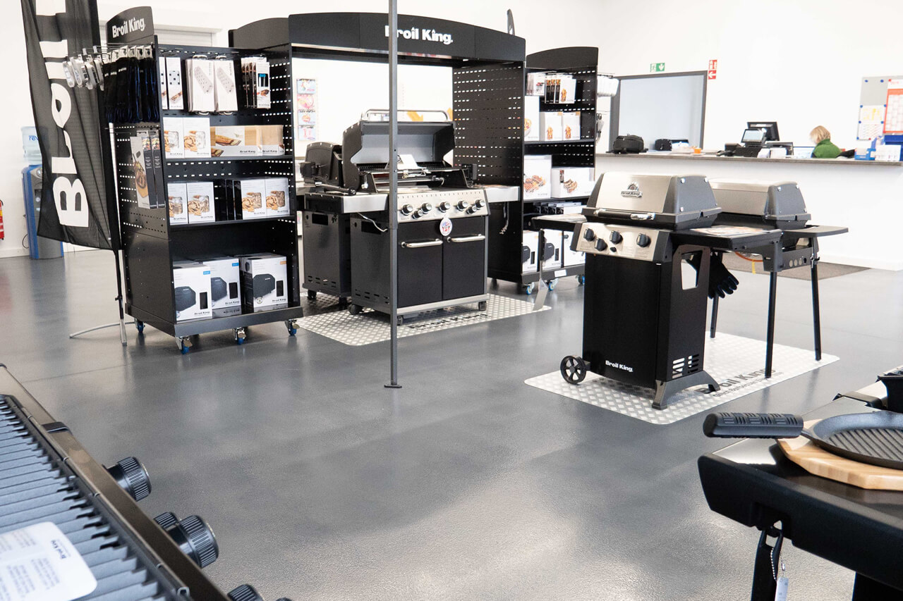 Broil King Showroom