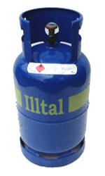 Illtal Treibgas für Flüssigentnahme